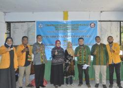 Sosialisasi dan Edukasi Masyarakat Melalui Kearifan Lokal Sebagai Upaya Penanganan Covid-19 di Kelurahan Kampung Salo